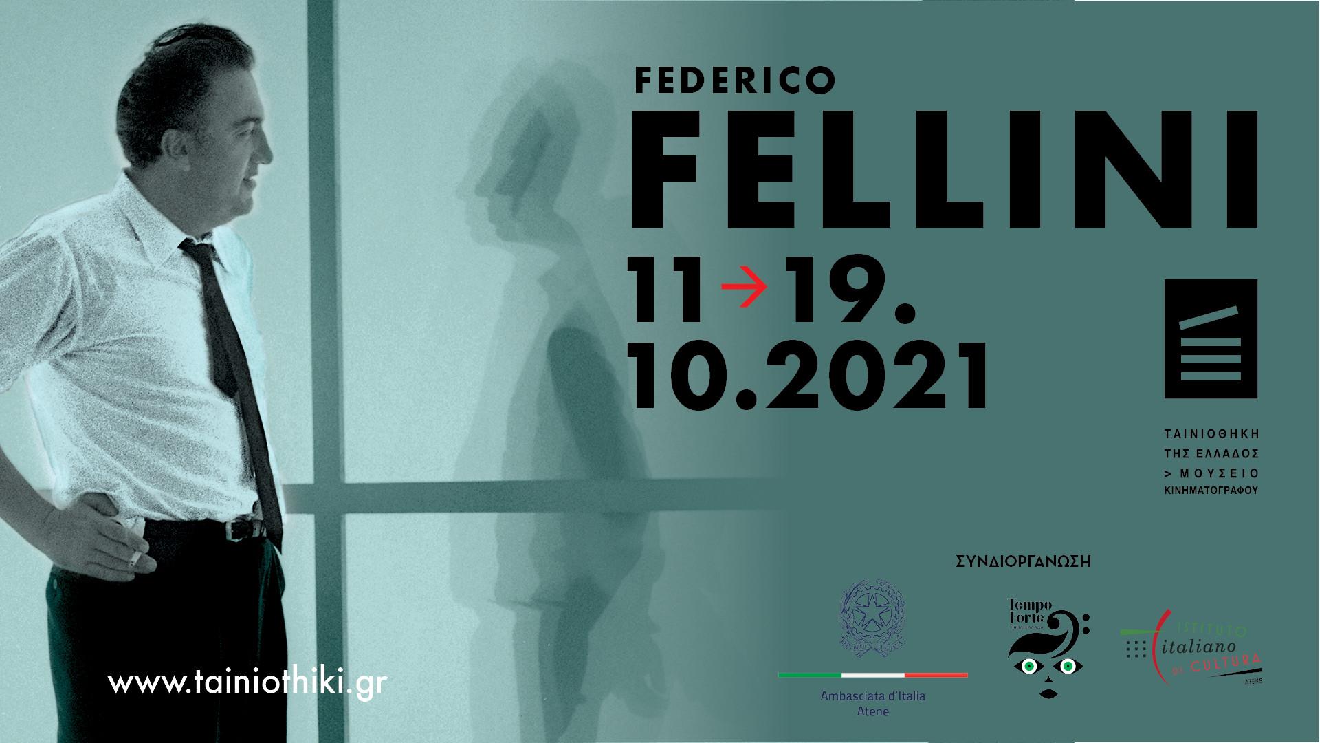 Federico Fellini tribute