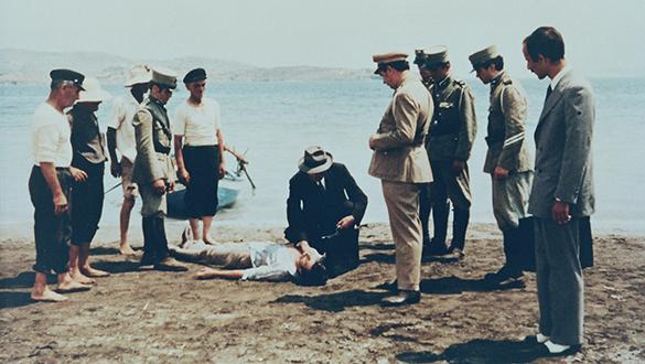 Συζήτηση για τον κινηματογράφο κατά τη διάρκεια της Δικτατορίας